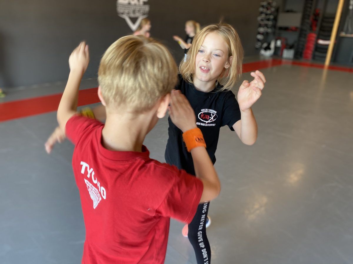 Basis Abonnement Krav Maga Junior