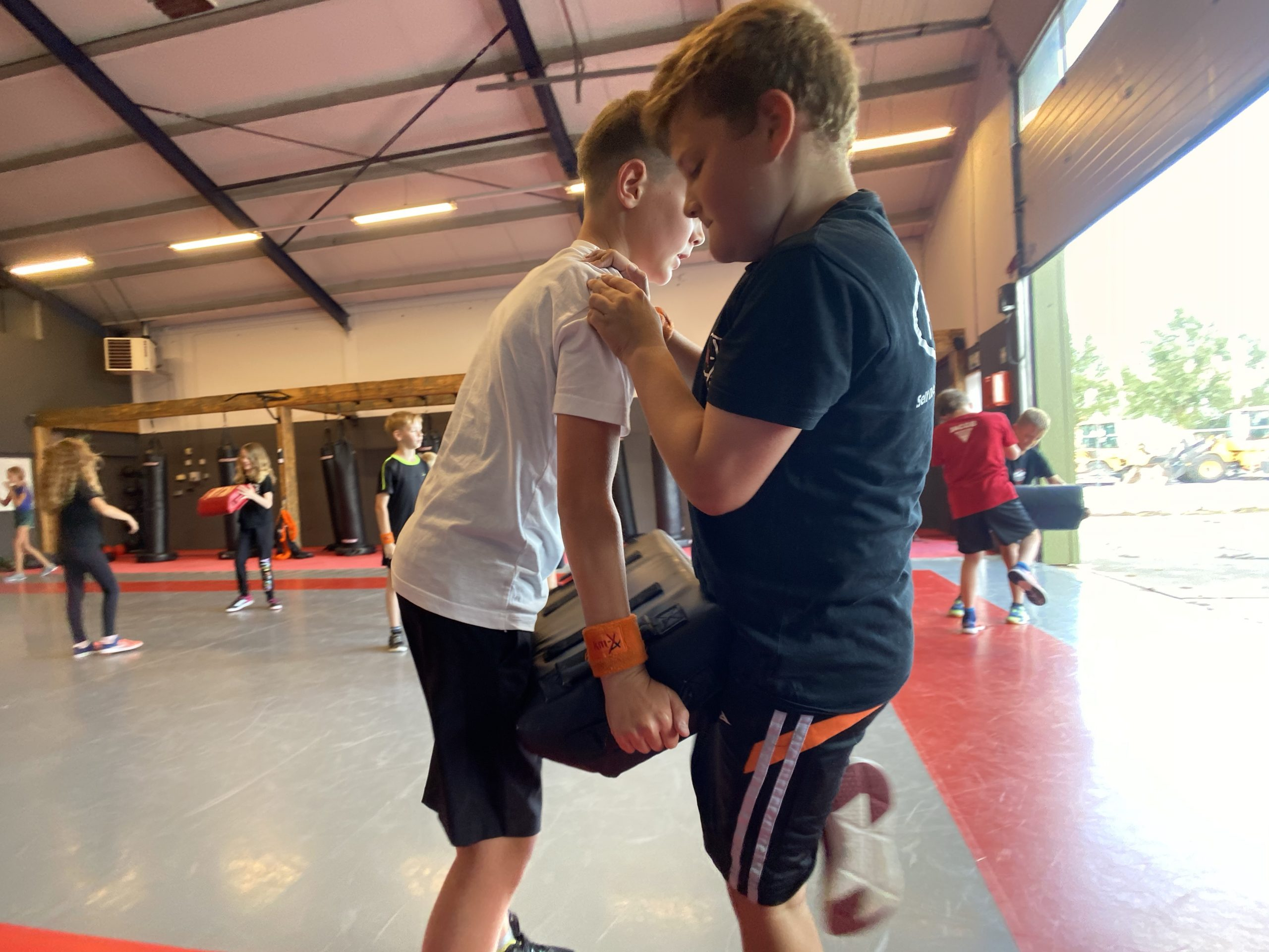 ALL-IN ABONNEMENT Krav Maga Junior